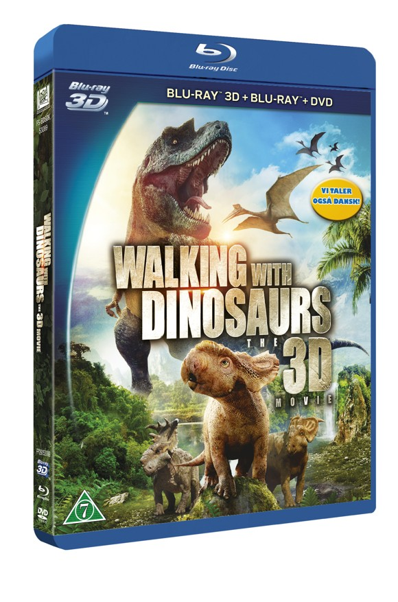 Walking With Dinosaurs (3D Blu-Ray)