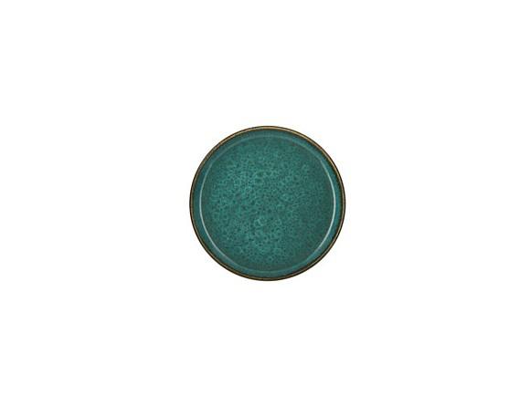 Bitz - Gastro Frokosttallerken 21 cm - Grøn/Grøn