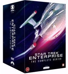 Star Trek Enterprise Complete Box (re-pack) - DVD