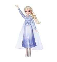 Frost 2 - Syngende Dukke - Elsa