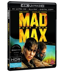 Mad Max: Fury Road - 4KBD