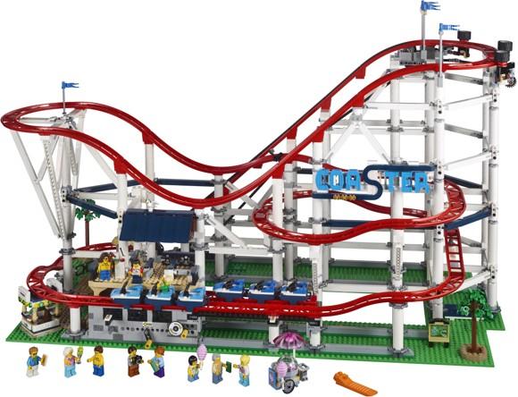 LEGO - Creator - Roller Coaster (10261)