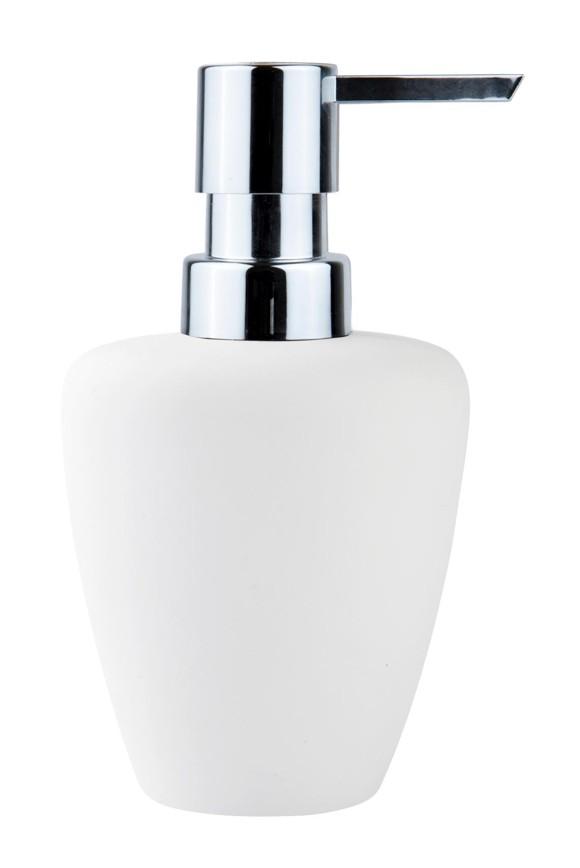 Zone - Soft Soap Dispenser - White (330524)