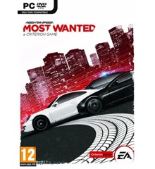 Need for Speed Most Wanted (2012) (Code via Email)