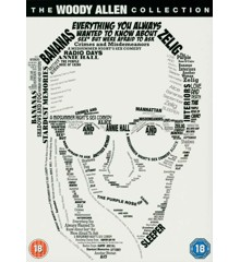 Woody Allen 20 Film Collection (20 disc) - DVD