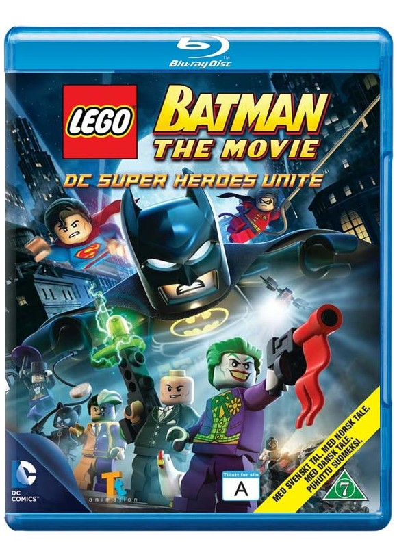 LEGO Batman - The Movie (Blu-Ray)