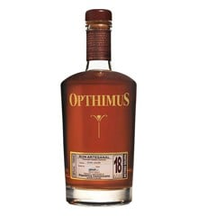 Opthimus - Ron Dominicano 18 års Solera Rom, 70 cl