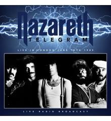Nazareth - Best of Telegram Live in London 1985 - Vinyl