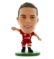 Soccerstarz - Liverpool Jordan Henderson - Home Kit (2020 version)