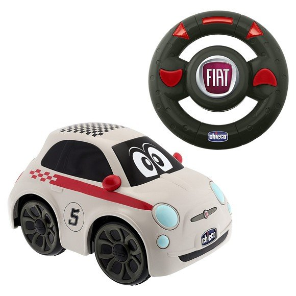 Chicco - Remote Controlled Fiat 500 for Babies