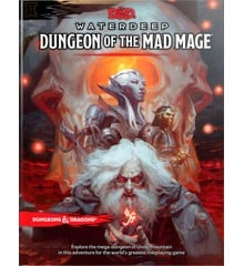 Dungeons & Dragons - Waterdeep Dungeon Of The Mad Mage
