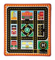 Melissa & Doug - Rug - Around The City Rescue (19406)