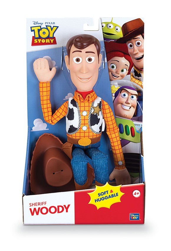 Toy Story - Sherif Woody (931-64111)