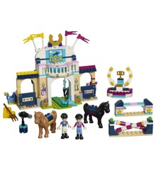 LEGO Friends - Stephanies ridespringningsbane (41367)