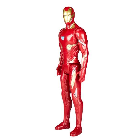 """Avengers - 12"""" Titan Hero Movie - Iron Man (E1410)"""