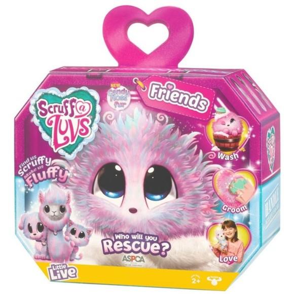 Scruff-a-Luv - Candy Floss