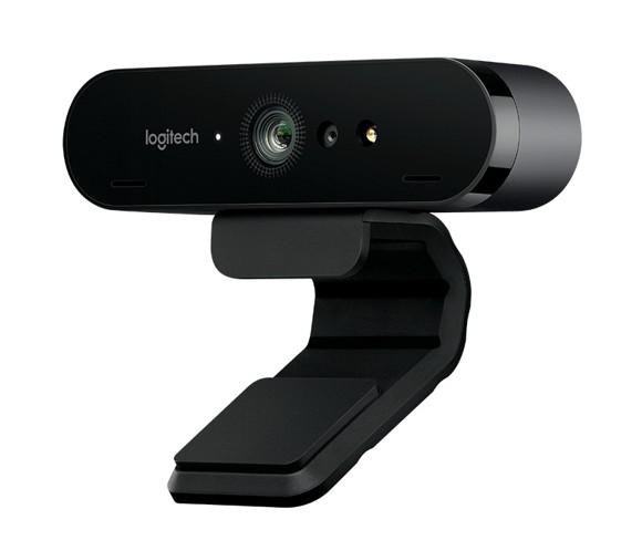 Logitech - BRIO 4096 x 2160pixels USB 3.0 Black