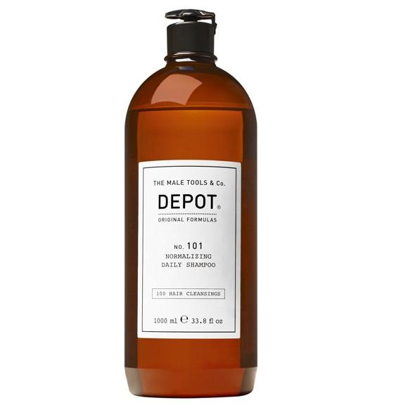 Depot - No.101 Normalizing Daily Shampoo 1000 ml