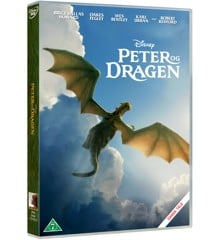 Disneys - Peters Dragon/Peter Og Dragen - 2016 - DVD
