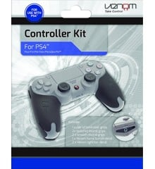 Venom Dual Shock 4 Controller Grip Kit (PS4)