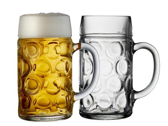 Lyngby Glas - Beer Glass Set of 2 (916247)