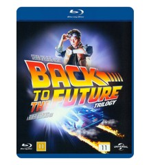 Back to the Future Trilogy (3-disc) (Blu-ray)
