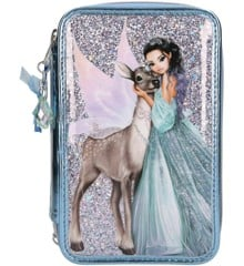 Top Model - Fantasy Trippel Pencil Case - Iceprinces (0410690)
