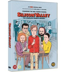 Silicon Valley: Season 4 - DVD