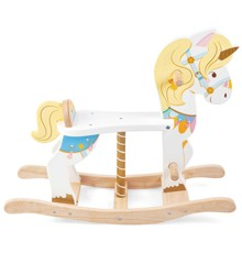 Le Toy Van - Rocking Unicorn Carousel (LPL134)
