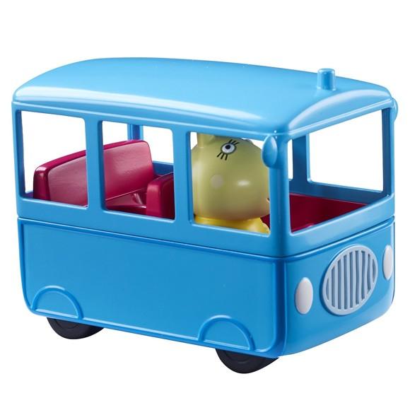 Peppa Pig - Vehicle School Bus