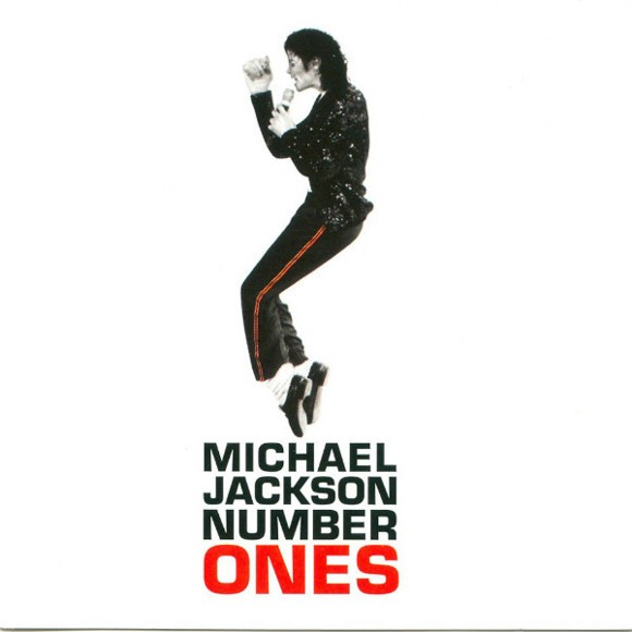 Michael Jackson ‎– Number Ones - CD