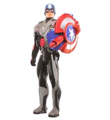 Avengers - Titan Hero Power FX 2.0 Hero - Captain America (E3301EW0)