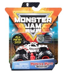 Monster Jam - 1:64 Single Pack - Monster Mutt Dalmatian (20103546)