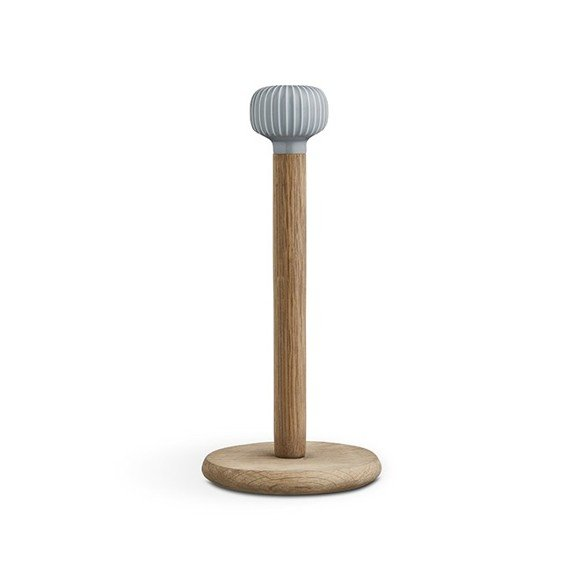 Kähler - Hammershøi Paper Towel Holder - Light Grey (693037)