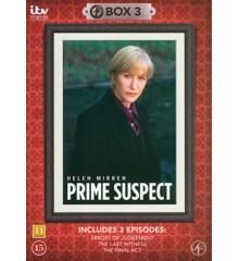 Prime Suspect: Box 3 - DVD