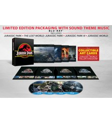 Jurassic Park 25th Anniversary Gift set (Blu-Ray)