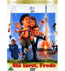 Slå først, Frede! - DVD