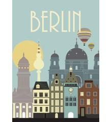 Hoei Denmark - Wonderful Capital 50 x 70 cm. - Berlin