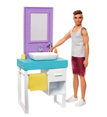 Barbie - Shaving Ken Doll (FYK53)