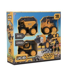 JCB - Maskiner og Tilbehør