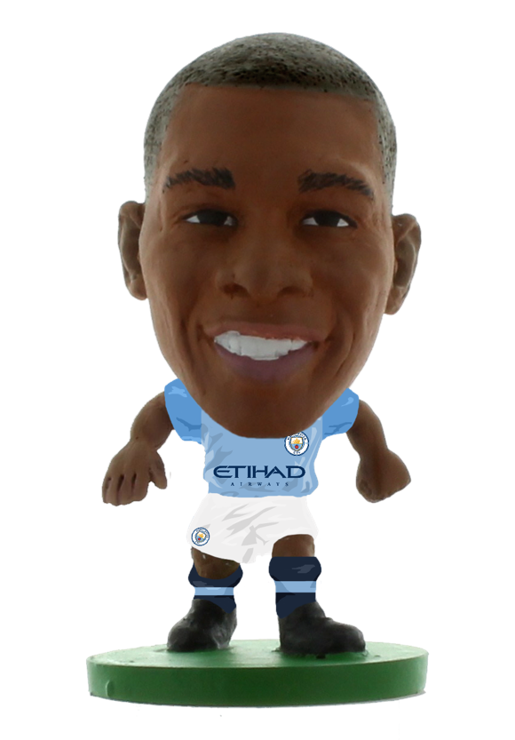 Soccerstarz - Manchester City Fernandinho - Home Kit (2019)