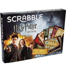 Mattel Games - Scrabble Harry Potter Edition