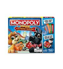 Hasbro - Monopoly Junior Electronic Banking (DK/NO) (E1842)
