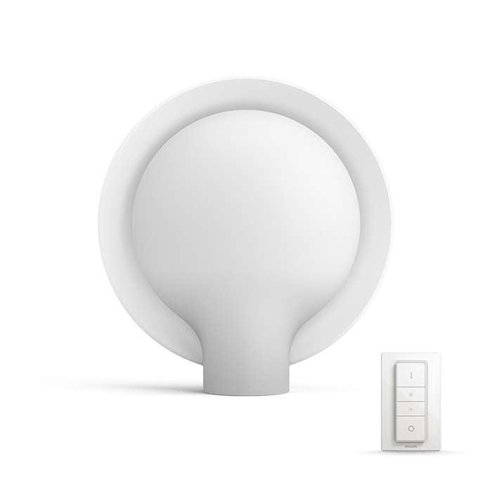 Philips Hue - Felicity Table Lamp - Warm White - White Ambiance - E