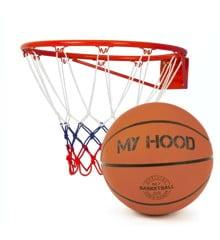 My Hood - Basketball Kurv med Bold