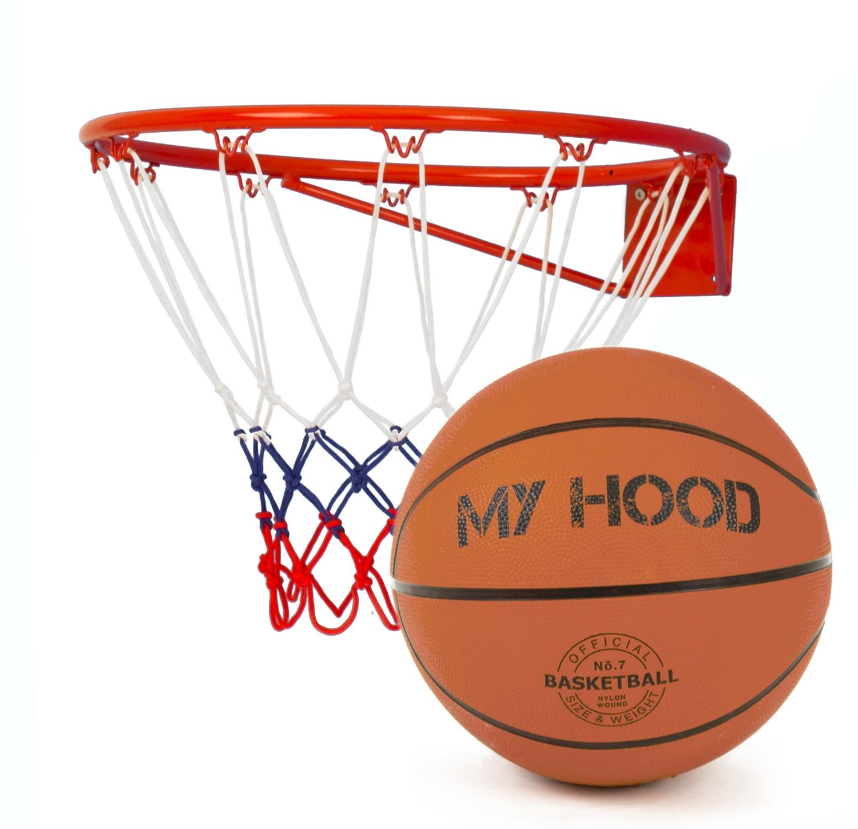 My Hood - Basketball ring incl. ball (304001)