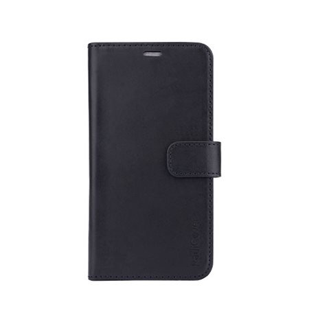 RadiCover - Radiation Protection Wallet Leather - iPhone XR Exclusive 2in1 Black