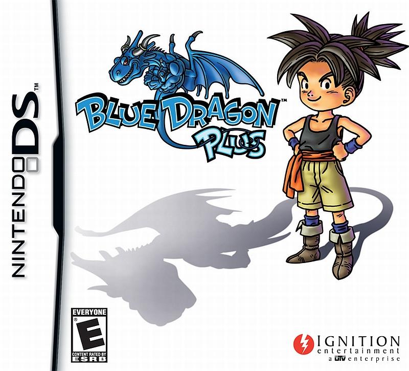 Blue Dragon Plus (Import)