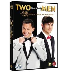 Two And A Half Men - Season 12 - DVD