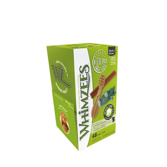 Whimzee Variety Box Small